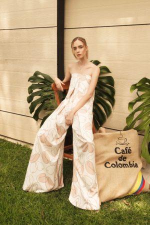 Enterizo Café de Colombia Diana Taborda
