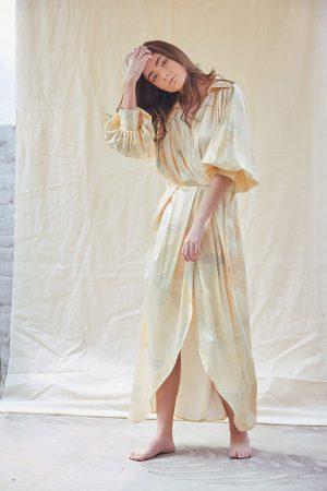 Vestido Serena Diana Taborda