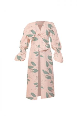 La tierra del café, kimono