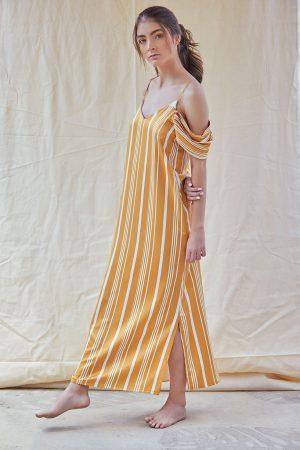 Vestido El oro Diana Taborda