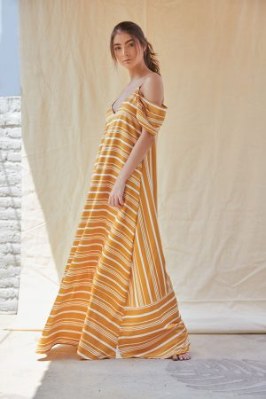 Vestido El Dorado Diana Taborda