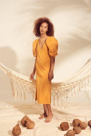 Vestido Bahía Concha Mujer